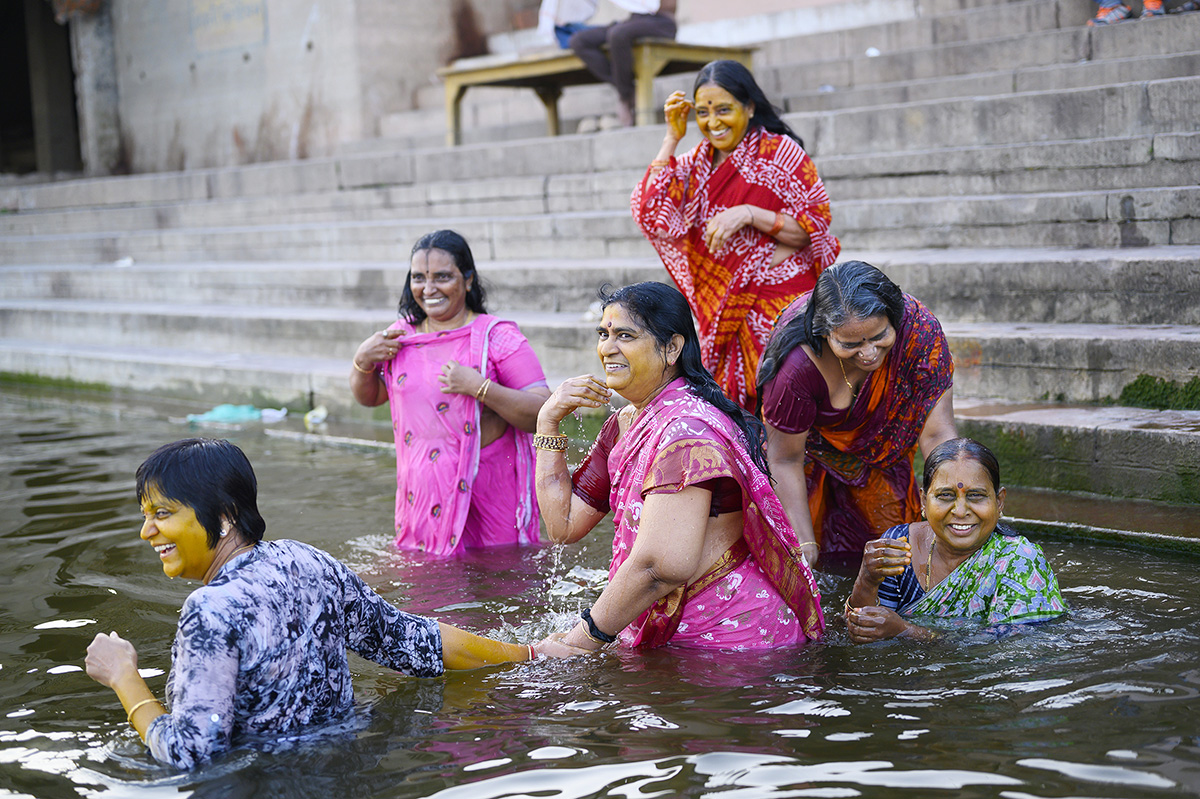 hommage à Varanasi